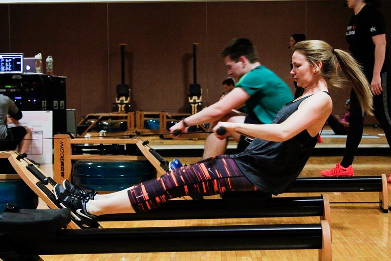 ShockWAVE Group Fitness