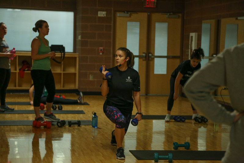 RPAC Fitness Classes