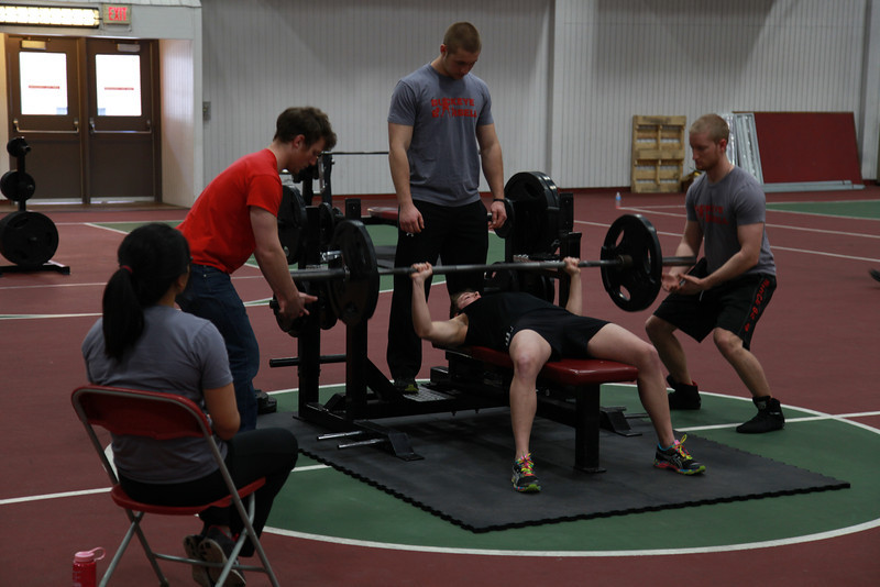 Bench Press Competition 2014