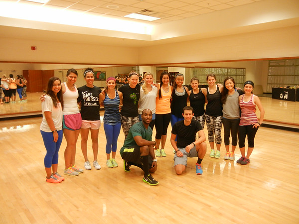 Staff and Instructors