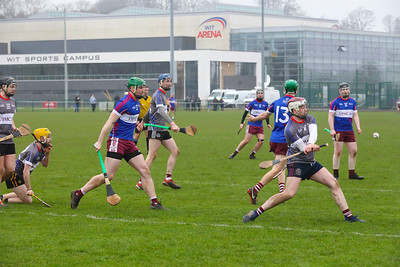 23/02/2019 Electric Ireland Fergal Maher Cup Final. Picture: Patrick Browne