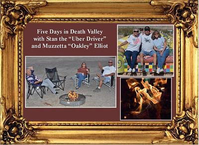 Five Days In Death Valley
