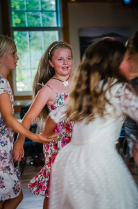 Scottish ceilidh dancing