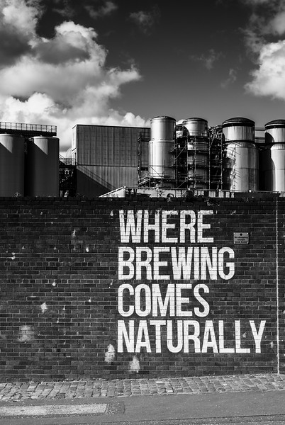 Where Brewing comes Naturally