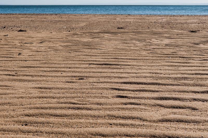 Sand lines