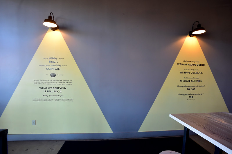Five on Black Dining Review