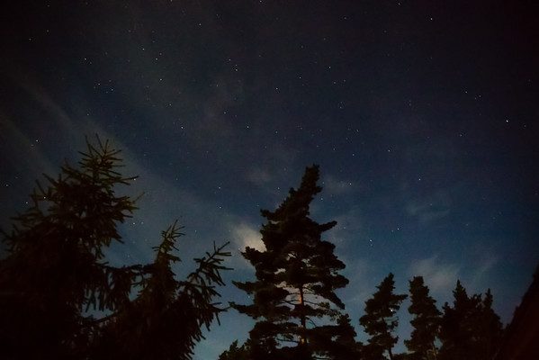 Stars and Fullmoon
