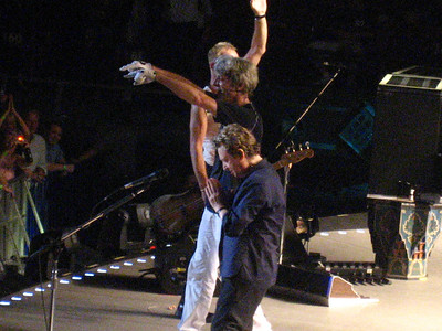 1 August 2007 - Madison Square Garden