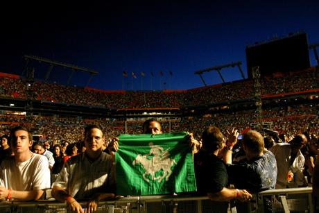 10 July 2007 - Dolphins Stadium