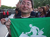"Takeshi after ""mistakenly"" holding the Flag upside-down<br /> <br /> <br /> (photo courtesy of DirtyMartini)"