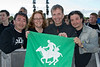 The Flag joins the multi-national Flagtastic Four for a one-day cruise 'round Belfast<br /> <br /> <br /> (photo courtesy of Takeshi)