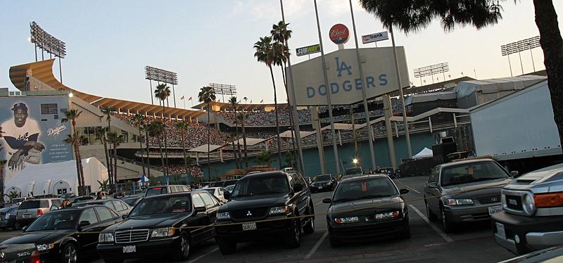 23 June 2007 -  Dodger Stadium