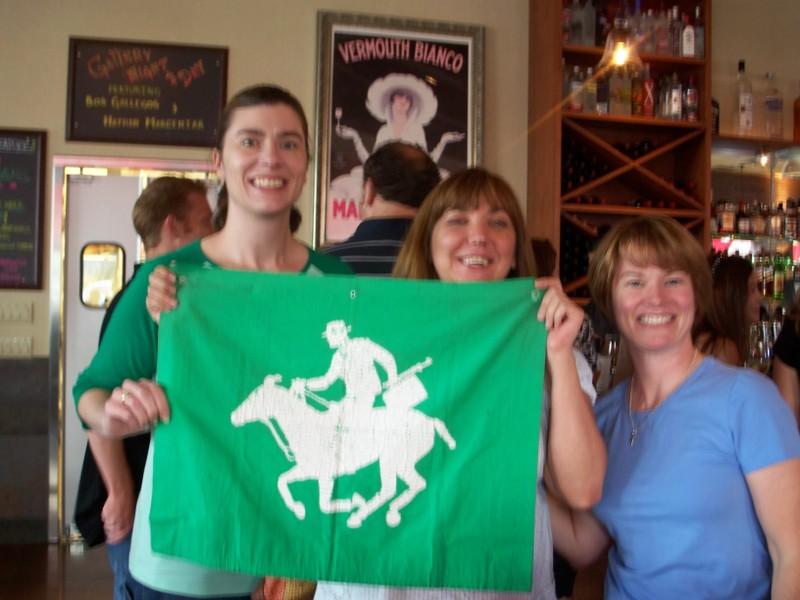 IndyGirl, tamalynx, Lynne<br /> <br /> <br /> (photo courtesy of tamalynx)