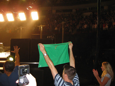 29 June 2007 -  Toyota Center