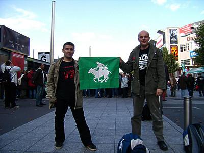 29 September 2007 - Au Stade de France