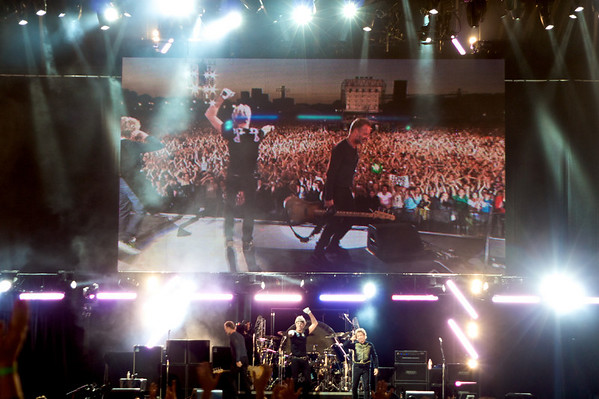 30 June 2008 - Hyde Park