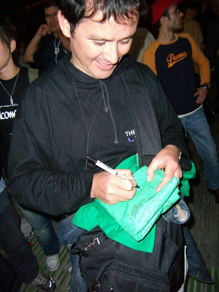 30 September 2007 - Au Stade de France