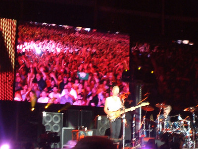 5 August 2007 - Giants Stadium