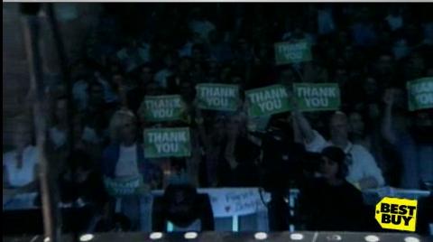 (screencap of Best Buy broadcast)