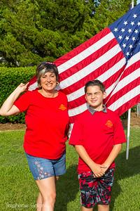 Memorial Day Flags 2018Wrightsboro United Methodist Church_12