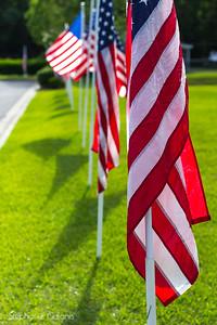 Memorial Day Flags 2018Wrightsboro United Methodist Church_2
