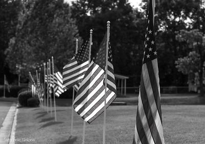 Memorial Day Flags 2018Wrightsboro United Methodist Church_3