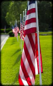 Memorial Day Flags 2018Wrightsboro United Methodist Church_1
