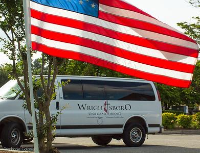 Memorial Day Flags 2018Wrightsboro United Methodist Church_20