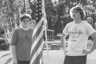 Memorial Day Flags 2018Wrightsboro United Methodist Church_14