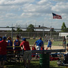 Girls softball tournament, Sycamore, Illinois, 2008.