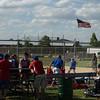 Girls softball tournament, Sycamore, Illinois, 2008.