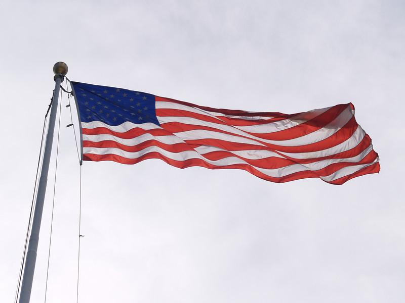 Flag, 2007.