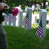 Memorial Day, Arlington National Cemetery, Arlington, VA, 2012.