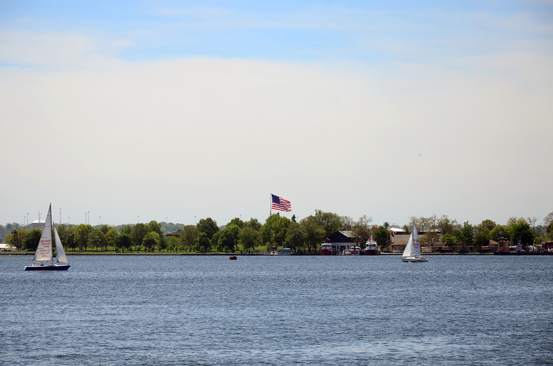 Fort McHenry, Baltimore, MD, May 4, 2013.