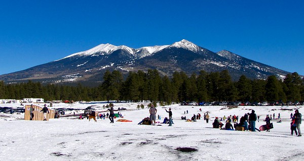 Wing Mountain Snow Play Area (2013)