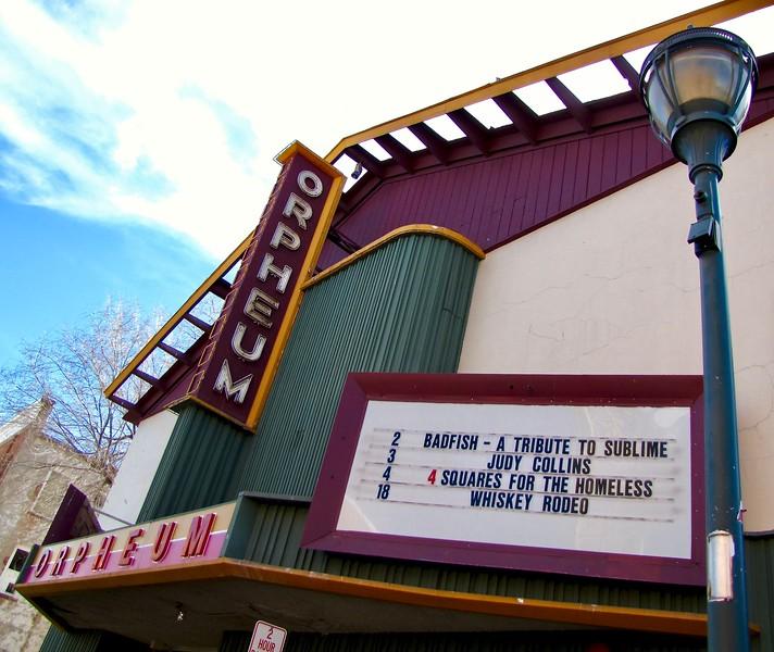 Downtown Flagstaff (2011)