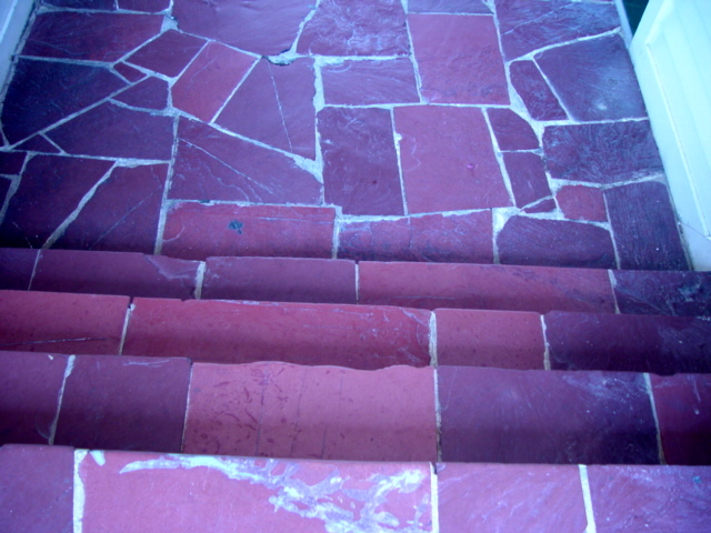 Mixed Color Irregular Flagstone