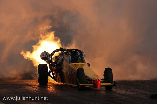Flame & Thunder '12
