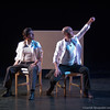 Dos Hombres : Dos Hombres, featuring Nino de los Reyes, Elver Ariza Silva, and musician Tania Mesa.  Choreography by Peter DiMuro.  Performance at the Dance Complex in Cambridge, MA on March 6th and 7th, 2015.
