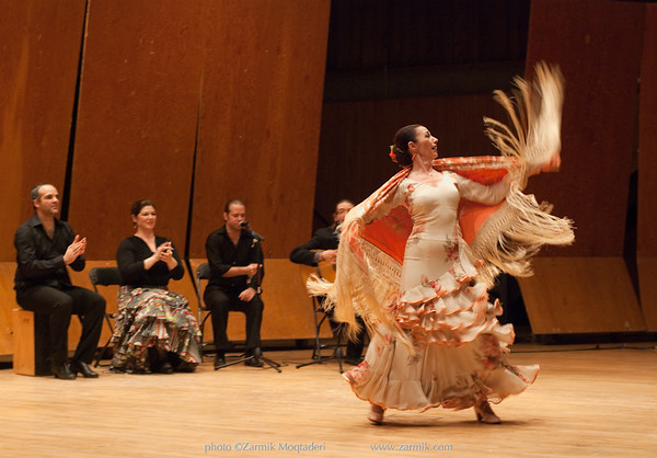 Flamenco Dance Project at Bennington College