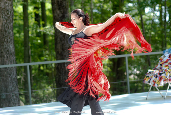 Flamenco Dance Project at Jacob's Pillow