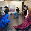 Leonor Leal Flamenco Workshop : Leonor Leal flamenco dance workshop at Boston Percussive Dance Studio in Cambridge, MA, May 2012.