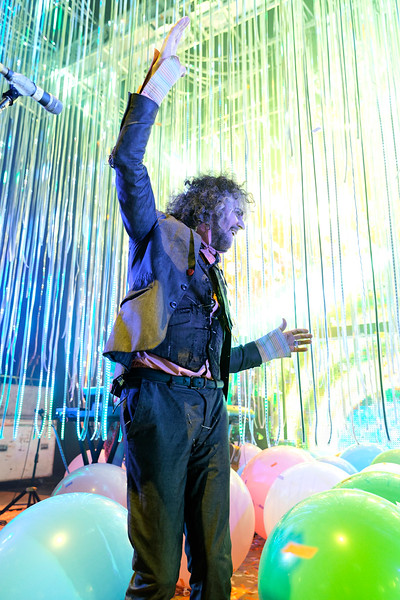 The Flaming Lips live at Royal Oak Music Theatre on 3-14-17