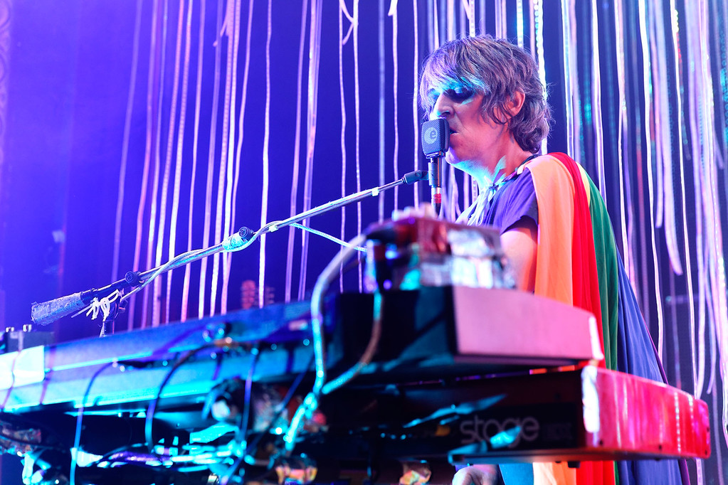 . The Flaming Lips live at Royal Oak Music Theatre on 3-14-17
