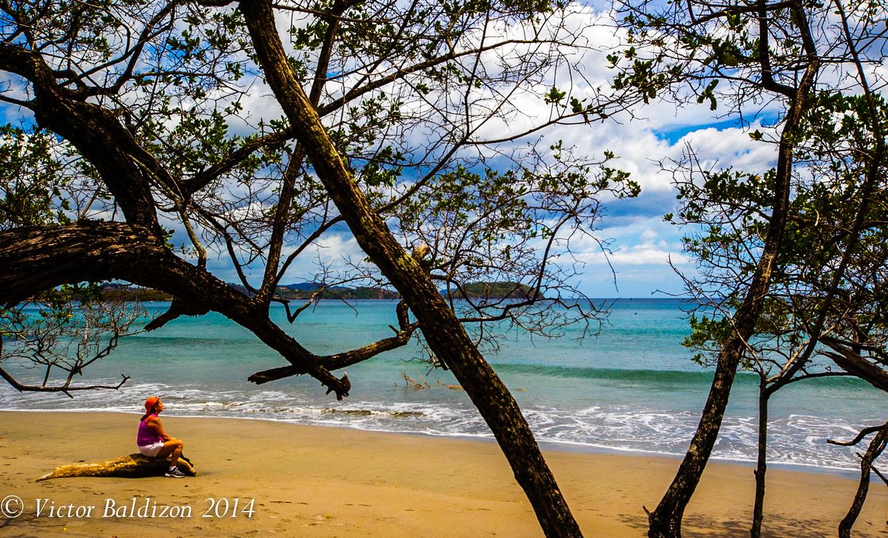 Potrero Beach Costa Rica