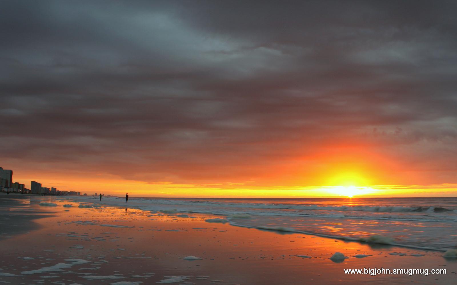 North Myrtle beach at Sunrise!