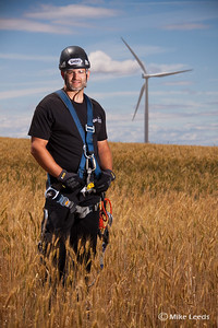 Biglow Wind Farm in Oregon