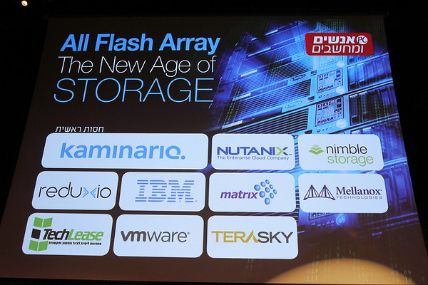 Flash Storage 15.1.2017