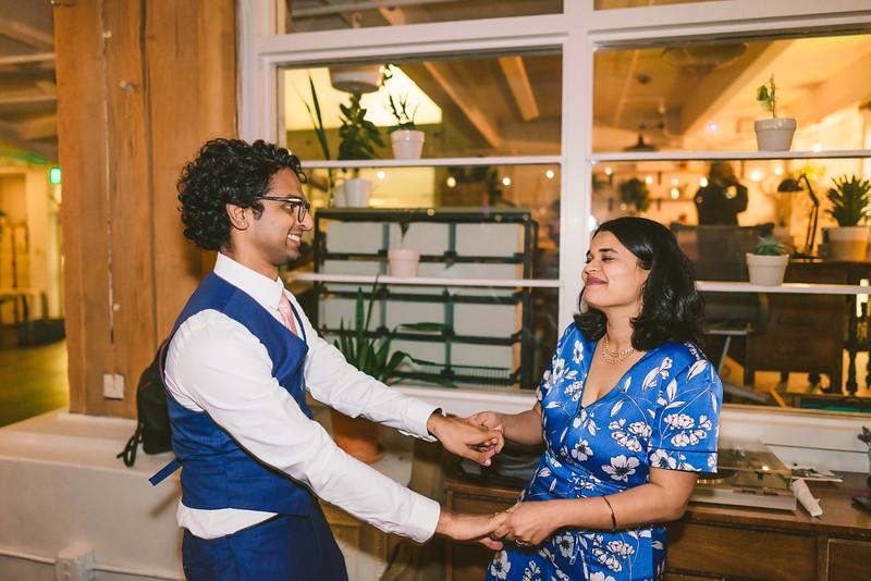 Anshuli & Anirudh