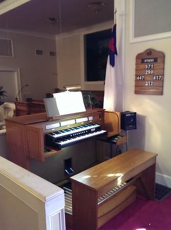 Flat Rock Baptist, Louisburg